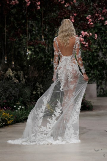 Pronovias 2019 In Bloom Wedding Dress Collection | Cassidy 2