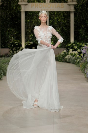 Pronovias 2019 In Bloom Wedding Dress Collection | Colombia
