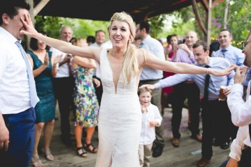 Relaxed Backyard Pacific Northwest Wedding | EVENTful Moments | Meghan Klein Photography 11