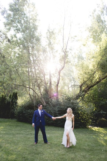 Relaxed Backyard Pacific Northwest Wedding | EVENTful Moments | Meghan Klein Photography 28