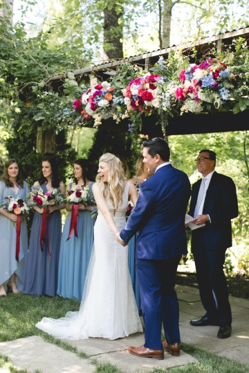 Relaxed Backyard Pacific Northwest Wedding | EVENTful Moments | Meghan Klein Photography 35