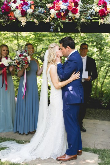Relaxed Backyard Pacific Northwest Wedding | EVENTful Moments | Meghan Klein Photography 36