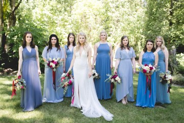 Relaxed Backyard Pacific Northwest Wedding | EVENTful Moments | Meghan Klein Photography 5