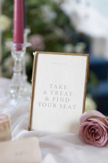 Swanky London Wedding Inspiration Filled With Pretty Dessert Ideas | Amanda Karen Photography 44