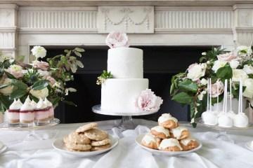 Swanky London Wedding Inspiration Filled With Pretty Dessert Ideas | Amanda Karen Photography 8