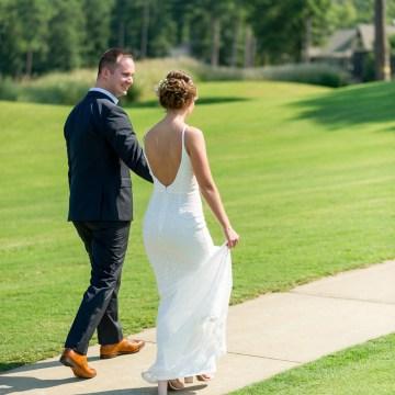 Sweet & Intimate Southern Brunch Wedding | Laura Barnes Wedding 16