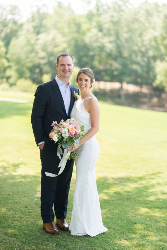 Sweet & Intimate Southern Brunch Wedding | Laura Barnes Wedding 17