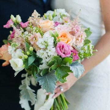 Sweet & Intimate Southern Brunch Wedding | Laura Barnes Wedding 18