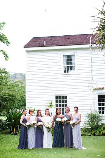 Tropical Hawaii Plantation Wedding | Naomi Wong Photography 16