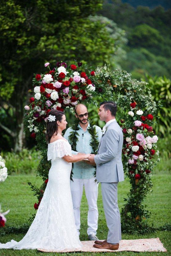 Tropical Hawaii Plantation Wedding | Naomi Wong Photography 20