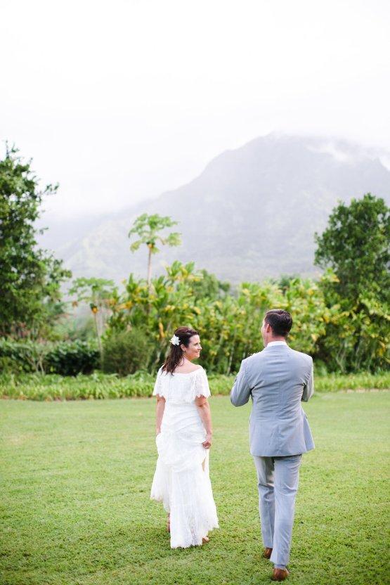 Tropical Hawaii Plantation Wedding | Naomi Wong Photography 35