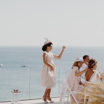 9 Guests 2 Dogs on a Beach in Portugal – A Wedding Film   Vanessa & Ivo 26