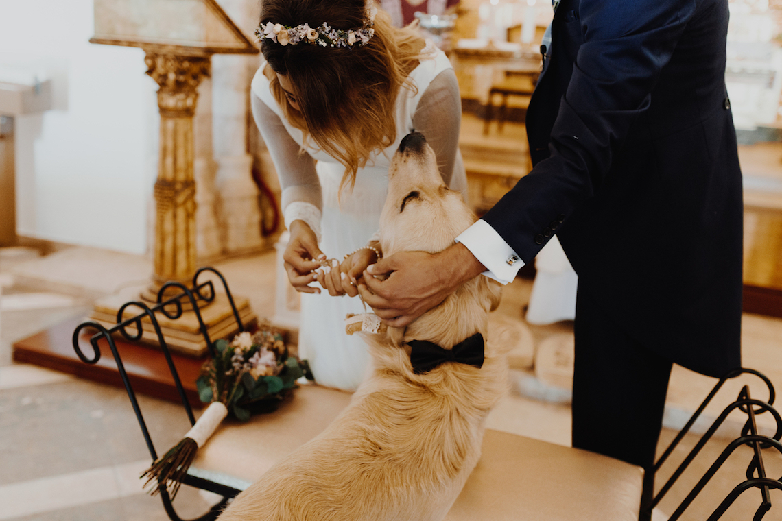 9 Guests 2 Dogs on a Beach in Portugal – A Wedding Film   Vanessa & Ivo 9