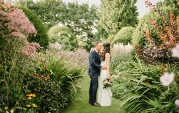 Floral Fantasy At An English Garden Wedding