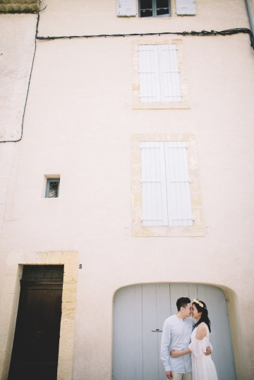 French Sunflower Wedding Inspiration | Teri B Photography 16