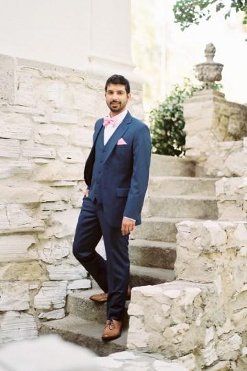 Hindu American Fusion Wedding (With Peonies) | Bramble and Vine 32