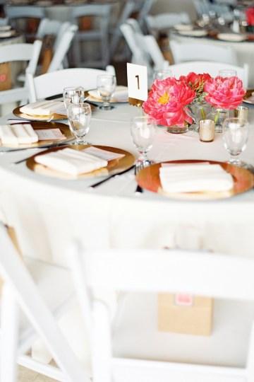 Hindu American Fusion Wedding (With Peonies) | Bramble and Vine 35