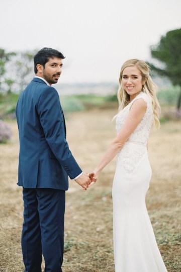Hindu American Fusion Wedding (With Peonies) | Bramble and Vine 43