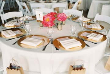 Hindu American Fusion Wedding (With Peonies) | Bramble and Vine 55