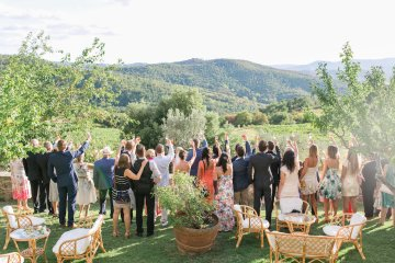 Tuscany wedding at Montelucci Country Resort