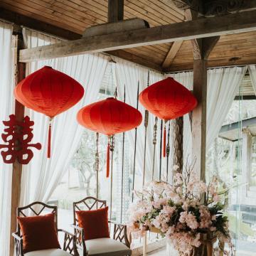 Magical Multicultural Balinese Wedding | Iluminen 12