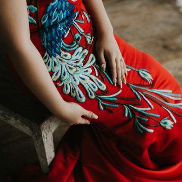 Magical Multicultural Balinese Wedding | Iluminen 15