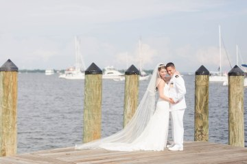 Nautical Military Wedding | Susie & Becky 12