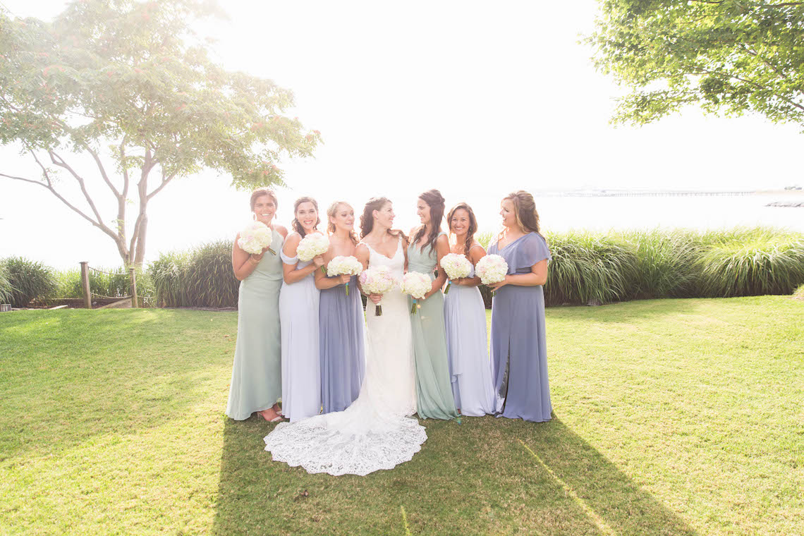 Nautical Military Wedding | Susie & Becky 17
