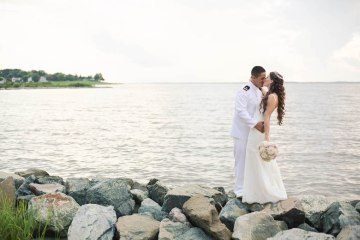 Nautical Military Wedding | Susie & Becky 24