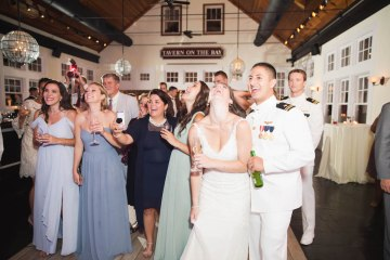 Nautical Military Wedding | Susie & Becky 25
