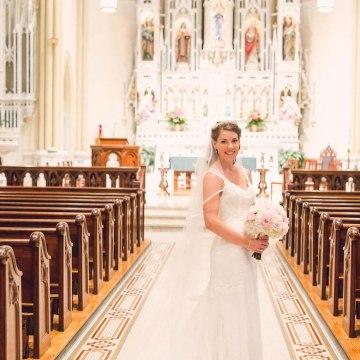 Nautical Military Wedding | Susie & Becky 43