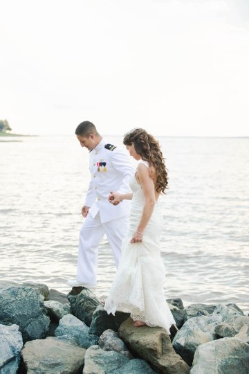 Nautical Military Wedding | Susie & Becky 54