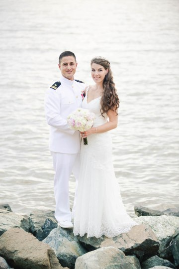 Nautical Military Wedding | Susie & Becky 55