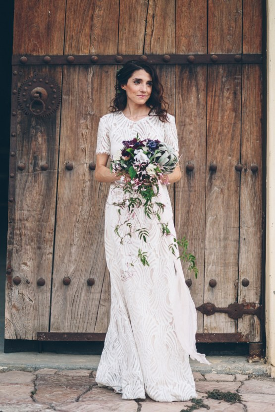 Rich & Rustic Malibu Mountains Ranch Wedding Inspiration | Vitae Weddings 27