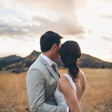 Rich & Rustic Malibu Mountains Ranch Wedding Inspiration | Vitae Weddings 35