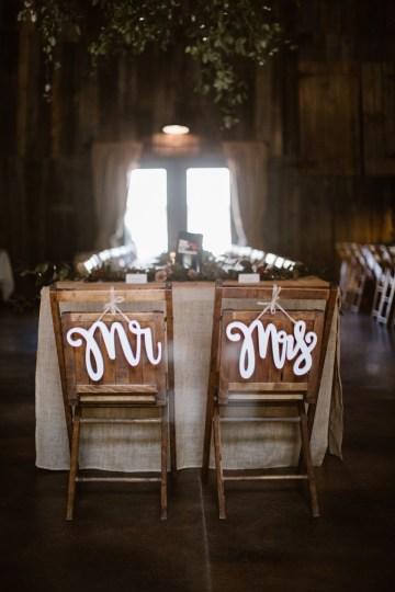 Rustic Rock & Roll Barn Wedding | Erin Morrison Photography