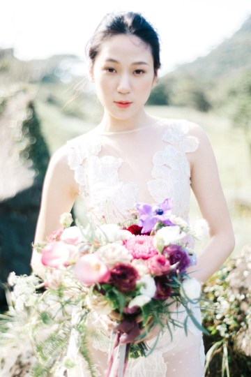 Whimsical Meadow Wedding Inspiration With Dried Florals   Olea & Fig Studio   The Stage Photography 2