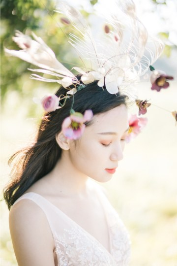 Whimsical Meadow Wedding Inspiration With Dried Florals   Olea & Fig Studio   The Stage Photography 24