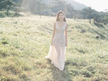 Whimsical Meadow Wedding Inspiration With Dried Florals   Olea & Fig Studio   The Stage Photography 44