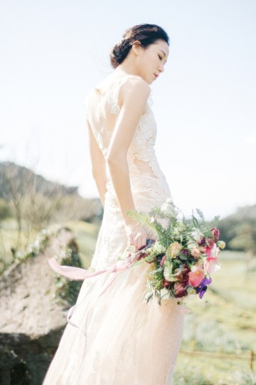 Whimsical Meadow Wedding Inspiration With Dried Florals   Olea & Fig Studio   The Stage Photography 6