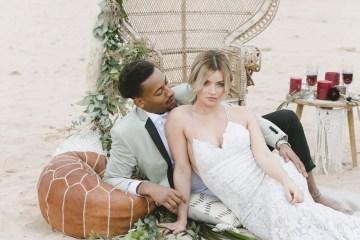 Bohemian Dreamcatcher Wedding Ideas With Moroccan Style | Simone Altmayer Photography & Design 14