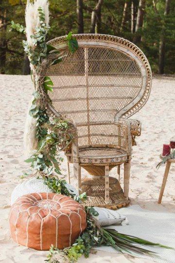 Bohemian Dreamcatcher Wedding Ideas With Moroccan Style | Simone Altmayer Photography & Design 37