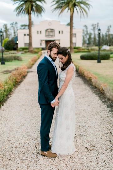 Equestrian Luxe; Boho Wedding Inspiration From Argentina | Steven Leyva Photography | Burlap & Bordeaux 29