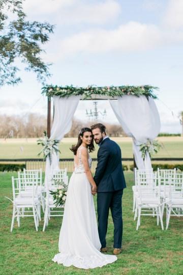 Equestrian Luxe; Boho Wedding Inspiration From Argentina | Steven Leyva Photography | Burlap & Bordeaux 68