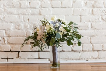 Literary Chic Loft Wedding (With A Harry Potter Cake!)   Brio Photography 10