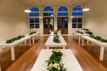 Literary Chic Loft Wedding (With A Harry Potter Cake!)   Brio Photography 15