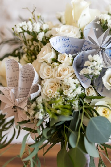 Literary Chic Loft Wedding (With A Harry Potter Cake!) | Brio Photography 28