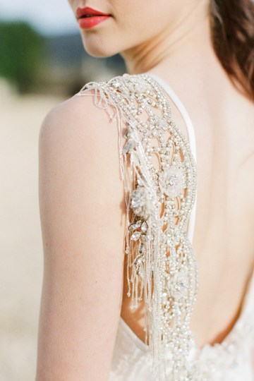 Luxurious Coco Chanel Inspired Wedding Ideas | Bowtie & Belle Photography 26