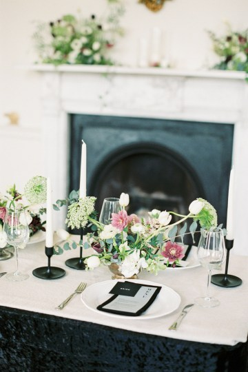 Luxurious Coco Chanel Inspired Wedding Ideas | Bowtie & Belle Photography 8