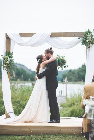 Relaxed & Woodsy Swedish Island Wedding | Sara Kollberg 6